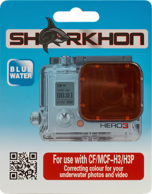 Sharkhon Red Filter LENS ONLY